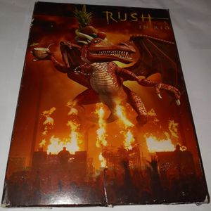Rush In Rio 2 Disc Dvd for Sale in Denton, TX