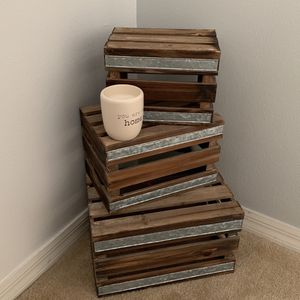 Wood Crate for Sale in Tampa, FL