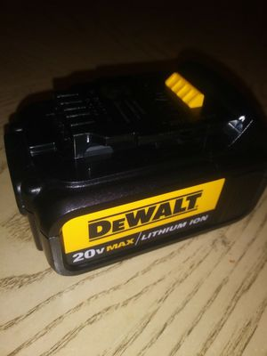 New Never Used Dewalt Impact Wrench for Sale in Tampa, FL