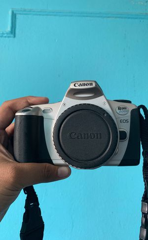 Canon eos rebel 2000 film camera for Sale in Queens, NY