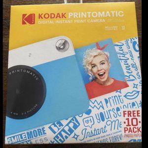 KODAK PRINTOMATIC Instant Print Camera for Sale in Fort Lauderdale, FL