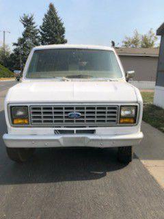 1990 Ford Econoline 350 carpet cleaning van for Sale in Denver, CO