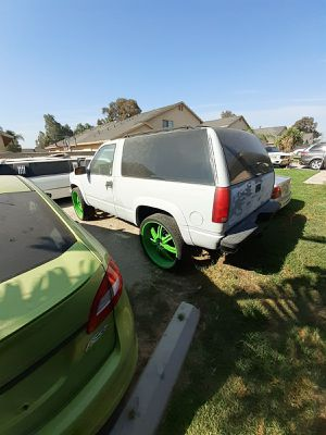 94 Chevy blazer for Sale in Fontana, CA