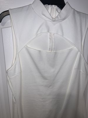 White stretchy dress for Sale in Lake Wales, FL