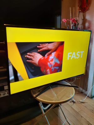 Samsung smart tv 1080p 55 inches for Sale in Los Angeles, CA