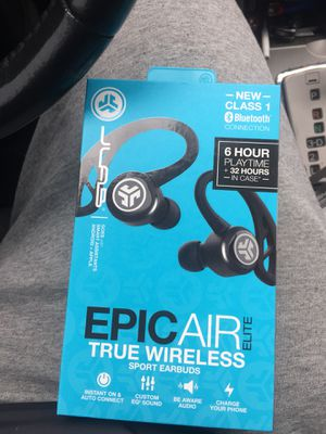 Epic air Elite wireless headphones for Sale in Rockville, MD