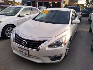 2015 Nissan Altima MUY FÁCIL DE LLEVAR/EZ CREDIT *323*560*18*44* 4814 GAGE AVE BELL Ca for Sale in South Gate, CA