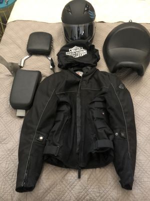 Motorcycle gear and accessories for Sale in Burleson, TX