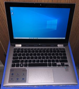 """TOUCHSCREEN 11.6"""" Dell Inspiron 2in1 Laptop w/Windows 10 for Sale in Columbus, OH"""