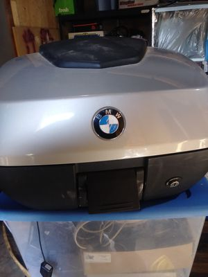 BMW motorcycle top case for Sale in Lodi, CA