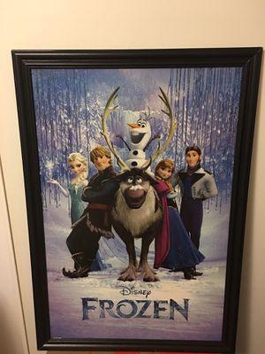 Frozen picture for Sale in Carmichael, CA