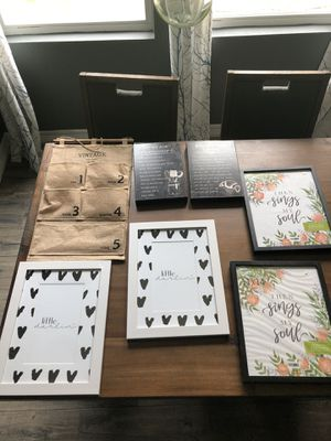 Home decor for Sale in Porter, TX