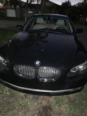 Bmw 535l del2009 como nuevo for Sale in Miami, FL