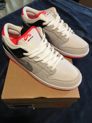 """Nike SB Lows """"infrared"""" for Sale in Silver Spring, MD"""