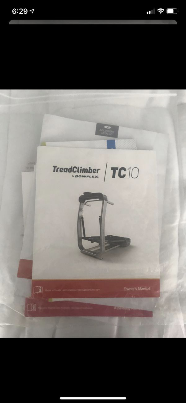 Tread-climber TC-100