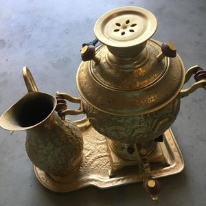 Turkish tea pot hand made for Sale in Fresno, CA