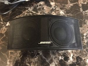 SMALL BOSE SPEAKER for Sale in Lake Worth, FL