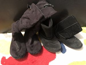 Girl's Boots size 1 for Sale in West Palm Beach, FL