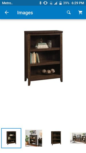 Better Home and Garden 3 shelf bookcase for Sale in Kingsport, TN