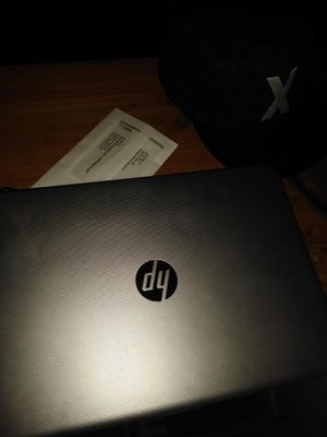 Hp notebook win 10 for Sale in Fresno, CA