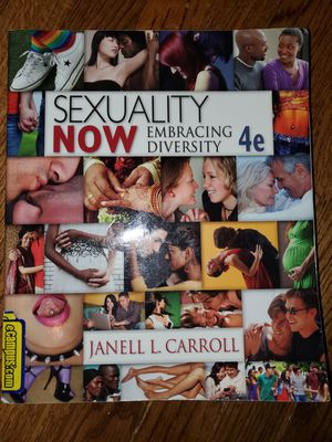 Sexuality now textbook for Sale in Canoga Park, CA