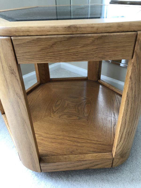 Oak Tables (2)