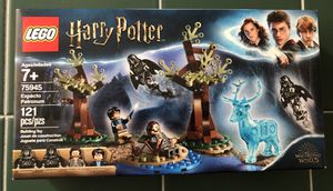 $15 LEGO Harry Potter Expecto Patronum 75945 Forbidden Forest Wizard Building Set for Sale in Las Vegas, NV