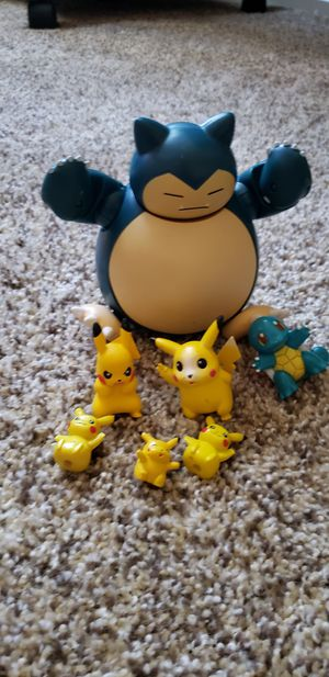 Pokemon pack of 7 for Sale in Cottonwood Heights, UT