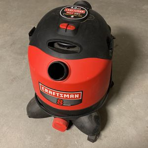 Craftsman Wet Dry Vacuum 8 Gallon for Sale in Corona, CA
