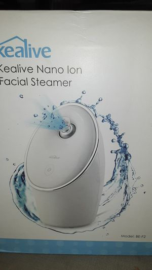 Kealive Nano Ion Facial Steamer for Sale in Chino Hills, CA