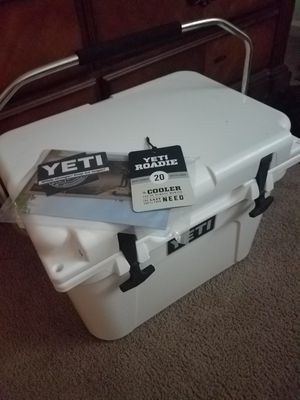 Yeti Roadie 20 used once for Sale in Richmond, VA
