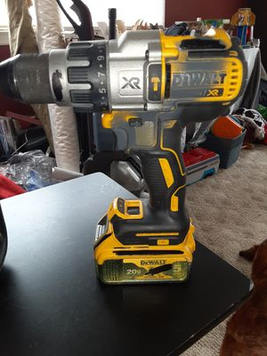 Cordless impact wrench for Sale in Nashville, TN