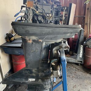 Force 90 Outboard Motor for Parts for Sale in Hollywood, FL