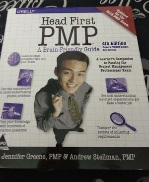 Head First PMP, 4th Edition paperback for Sale in Vienna, VA