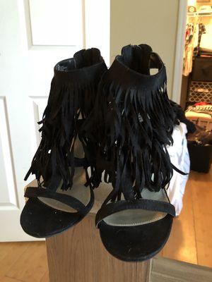 Ana fringe heel for Sale in Bonita Springs, FL