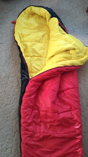 Never used mummy sleeping bag. $ 15.00 for Sale in Buzzards Bay, MA