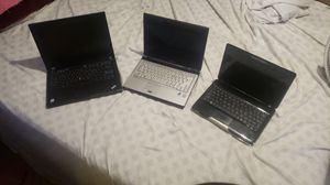 3 laptops for parts or repair for Sale in Fresno, CA