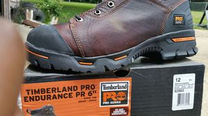 Timberland steel toe boots for Sale in Nashville, TN