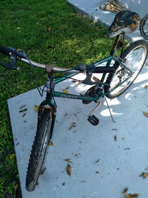 Bike needs new seat for Sale in Fort Lauderdale, FL