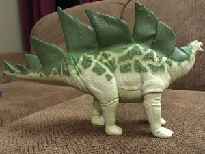 Vintage Kenner 1993 Jurassic Park JP07 Stegosaurus Action Figure for Sale in Bristol, CT