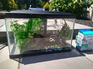 10 Gal. Aquarium for Sale in Salem, NH