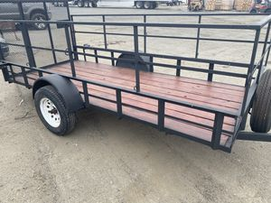 Aztex 6x12 trailer for Sale in Ontario, CA
