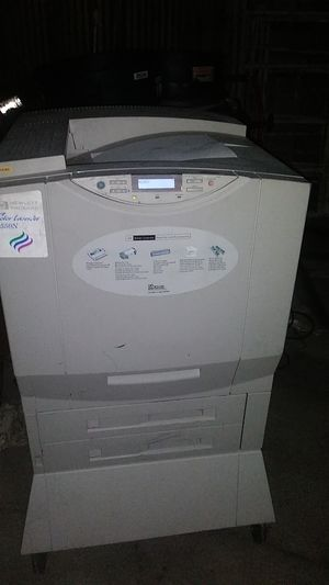HP color LaserJet 8550 n printer for Sale in San Mateo, CA