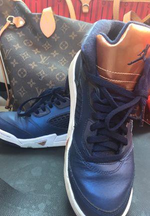 Jordan's retro 5s size 2 for Sale in Philadelphia, PA