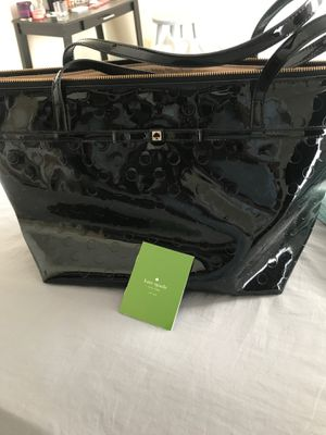 Kate Spade black purse for Sale in Waldorf, MD