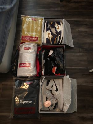 Supreme trades for Sale in San Diego, CA