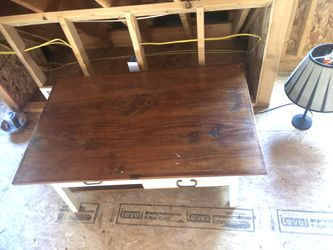 Farmhouse coffee table for Sale in Gig Harbor,  WA