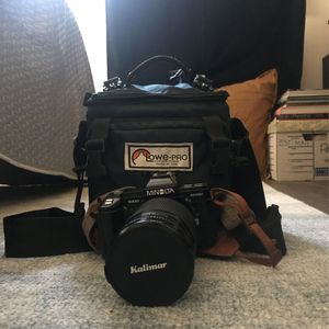 Minolta Maxxum 7000 Film Camera for Sale in Phoenix, AZ