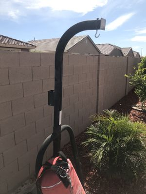 Punching bag stand and punching bag for Sale in Chandler, AZ