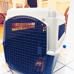 Dog Crate Kennel - Travel Approved - Abalone Free for Sale in Randolph, MA